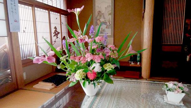 2017年5月地域サロン花のつどい